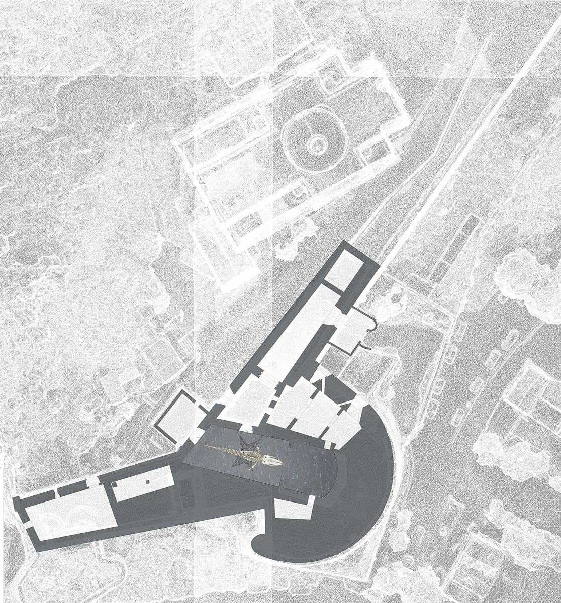 Merethe Granhus Drone Scan and Site Plan