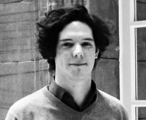 Cashel F. L. Brown, Scholar 2014/15