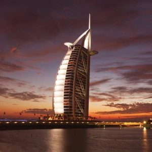 Speirs + Major Burj Al Arab Lighting Design