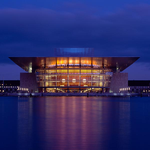 Speirs + Major Copenhagen Opera House Lighting Design